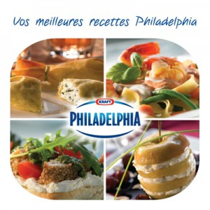 livre de recettes philadelphia gratuit en pdf nos vies de mamans. Black Bedroom Furniture Sets. Home Design Ideas